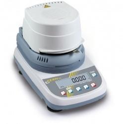 Анализатор влажности Kern DLB 160-3A 160 г / 0,001 г