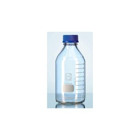 Бутыль DURAN Group 100 мл, NS29/22, широкогорлая, без пробки, бесцветное силикатное стекло (Артикул 231842403)