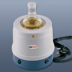Колбонагреватель в металлическом корпусе SAF (Kletti) KM-M для круглодонных колб на 2 л (Артикул 91002000)