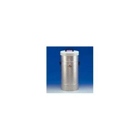 Сосуд Дьюара большого объема KGW-Isotherm 30/4CAL объем 4 л (Артикул 1258)