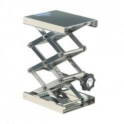 Подъемный столик Bochem, MAXI, размеры 200x200 мм, максимальная нагрузка 30 кг, нержавеющая сталь (Артикул 11132)